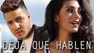 Смотреть клип Giselle Torres Ft. William Valdes - Deja Que Hablen