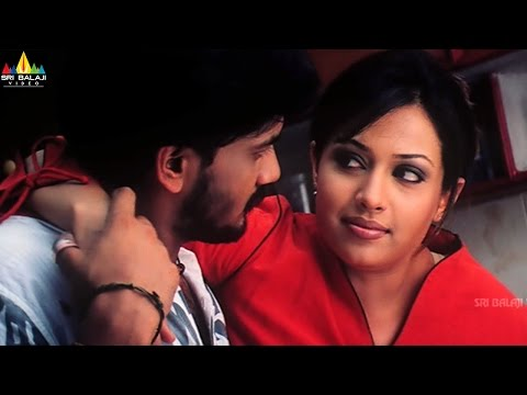 143 I Miss You Movie Comedy Scenes  Asha Saini and Sairam Shankar  Sri Balaji