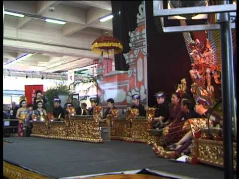 Ciaaattt...Gamelan Bali Live concert in Charleroi expo