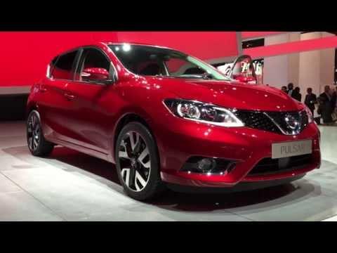 Париж-2014: новый хэтчбек Nissan Pulsar
