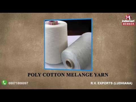 Yarn by R.v. Exports, Ludhiana