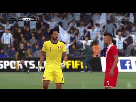 Retro FIFA Mega World Cup Group E - Liberia vs Peru