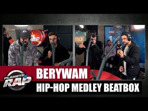 Berywam - Hip-Hop Medley (Beatbox) #PlanèteRap