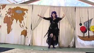 Thalisha All Hallows Faire 2014