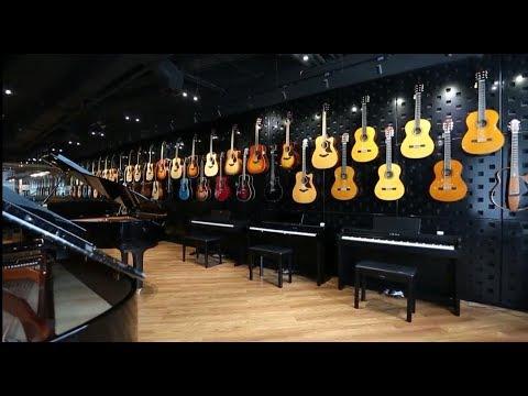 Yamaha MUSIC SQUARE Thailand