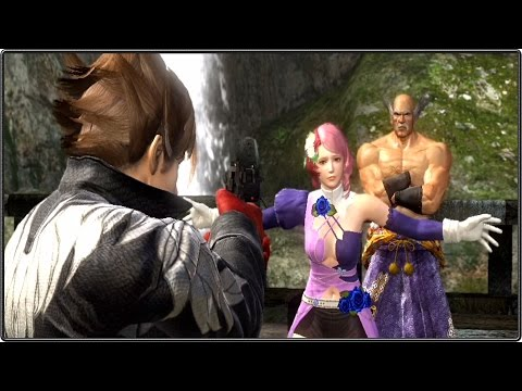 Tekken 6 -  All Scenario Campaign Cinematics - 1080p 60FPS