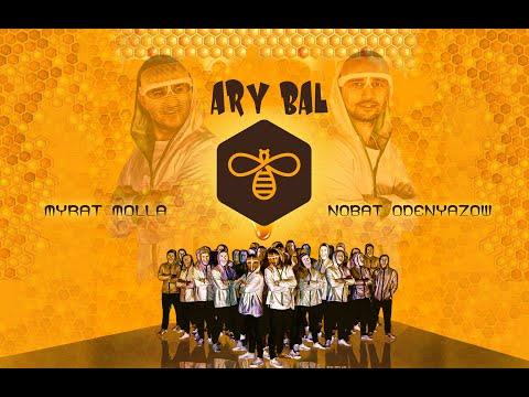MYRAT MOLLA \u0026 NOBAT ODENYAZOW - ARY BAL ( OFFICIAL CLIP 2021 )