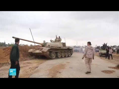 ليبيا.. حكومة الوفاق تعلن استعادة السيطرة على العاصمة طرابلس ومطارها الدولي  - نشر قبل 2 ساعة