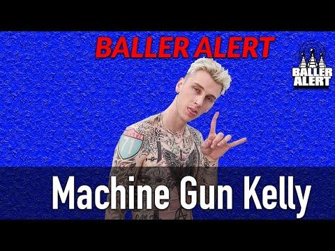 True Or False? Machine Gun Kelly Says Black Girls Give The Best Head