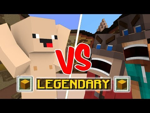 RANDOM NOOB TEAMMATE CHALLENGE! (Minecraft Build Battle)