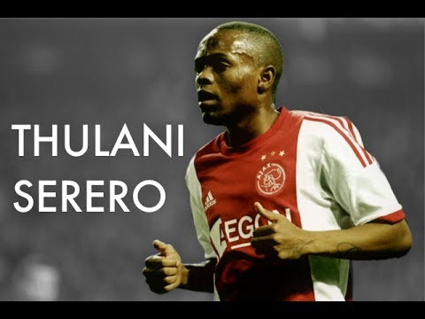 Thulani Serero 2013/14 - AFC Ajax - Goals, Assists, Skills