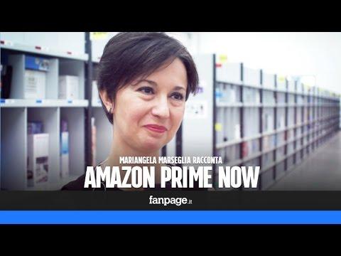 """Amazon Prime Now, consegne in un'ora a Milano: """"Crediamo molto nell'Italia"""""""