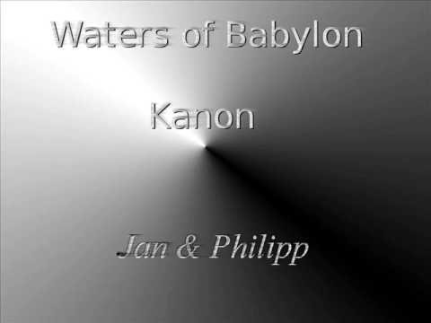 by the waters of babylon By the waters of babylon | 11-12 jaar | canon | engels | oude testament  vrijeschoolliederen.