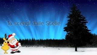 Canzoni di Natale per bambini - Tu scendi dalle stelle