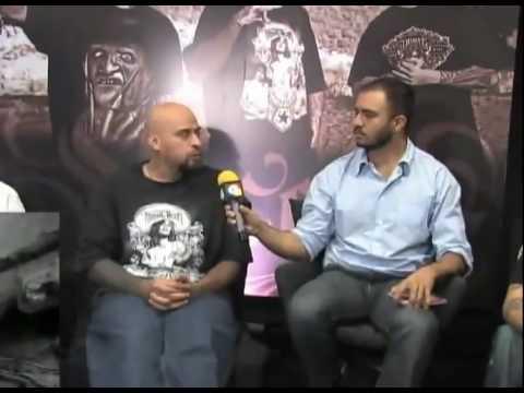 Cartel de Santa Entrevista  En Rumores television de Guatemala 2010