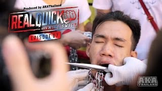 Thailand Self Mutilation Festival