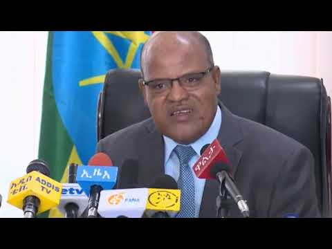 Ethiopian breaking news from Addis Ababa Police Commissioner on ETV today