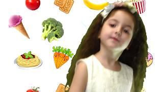 Веселая песенка про любимую еду Маши
