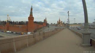 Прогулка по Москве. От метро \