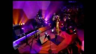 Sunshine anderson - heard it all before LIVE