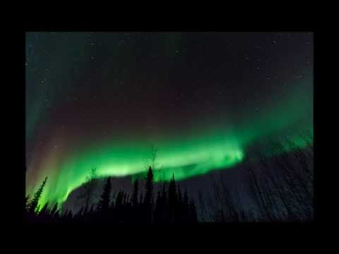 Aurora over Delta Junction, Alaska