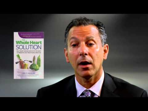 Dr Joel Kahn interventional cardiologist *
