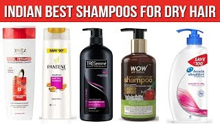 Best Shampoo For Dry Hair In India With Price