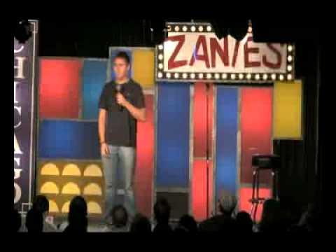 Scott King at Zanies, Chicago 7/12/10