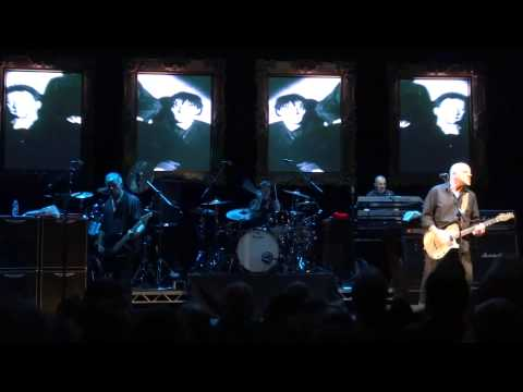 The Stranglers - Tank @ The Alhambra, Dunfermline 1st March 2014