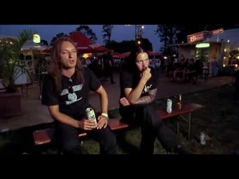 WARNING! Necrobutcher Drunk Interview