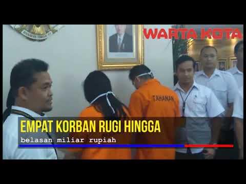 suami istri pemilik money changer tipu empat korban hingga belasan miliar rupiah Mp3