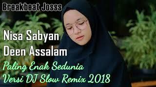 Dj Deen Assalam Nisa Sabyan PALING ENAK SEDUNIA.mp3