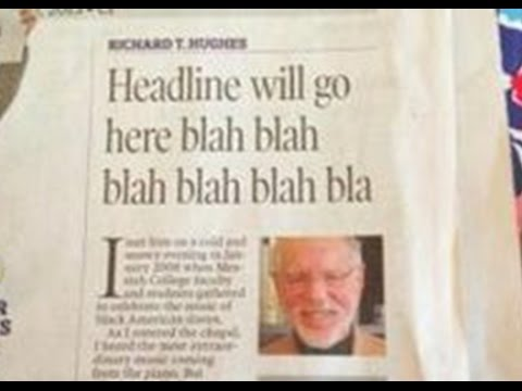 World's Funniest Newspaper Headlines