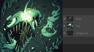Affinity Designer - Layers panel