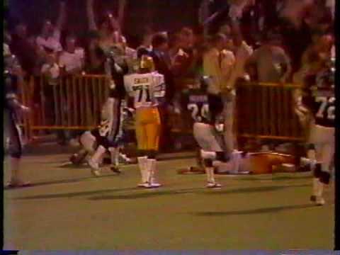 CFL 1982: Edmonton at Toronto (part 8)