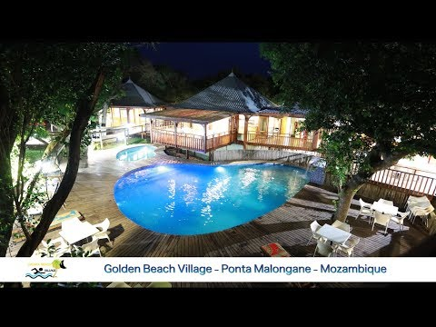 Visit Mozambique | Golden Beach Village Accommodation Ponta Malongane
