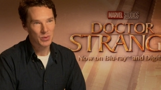 Cumberbatch: 'I'm always trying to live in the present'