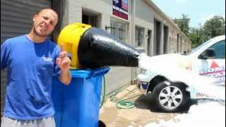 Foam Cannon For Sale 2-in-1 Foam Machine, Foam Party System