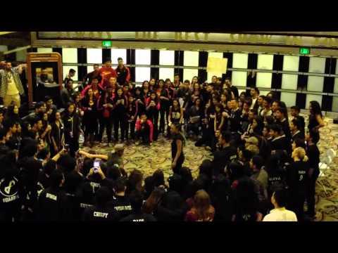 Freestyle Dance Battle Bollywood Berkeley 2016