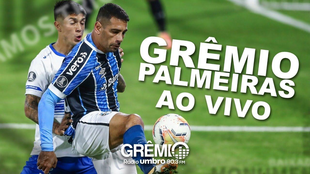 Ao Vivo Gremio X Palmeiras Brasileirao 2020 L Gremiotv Youtube