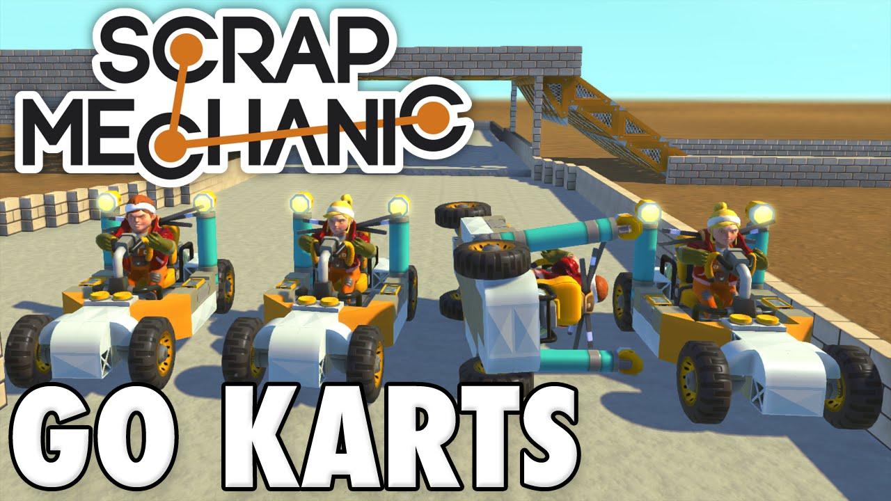 Scrap Mechanic Videos