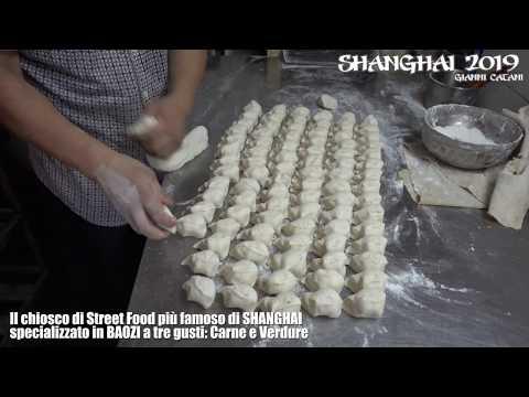 "CINAINCUCINA presenta: ""Shanghai BAOZI"""
