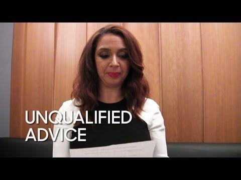 Unqualified Advice: Maya Rudolph