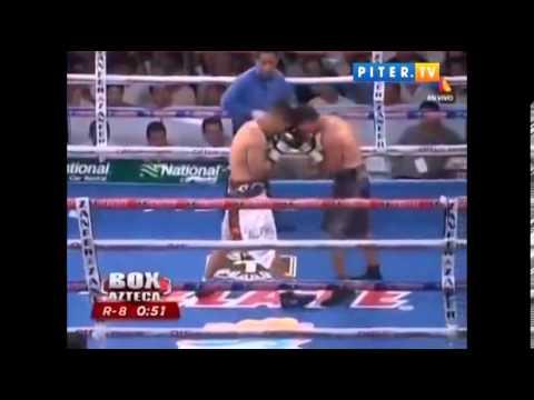 Смерть боксера после нокаута.