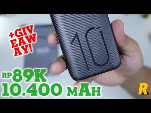 89-REBU = 10.400 mAh? Review & Giveaway Zola Alpha, Zola Wave, dan Tempered Glass iPhone XR & XS Max