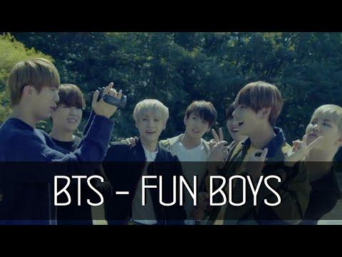 BTS - 흥탄소년단 / Boyz with fun / Fun boys (FMV)