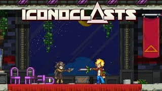 Iconoclasts - All Elro Scenes & Dialogues