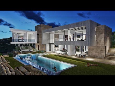 New Villa Project in Los Arqueros, Marbella, Spain | Price on application