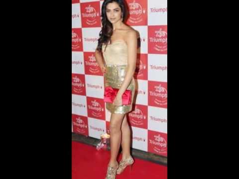 Deepika Padukone Shows off Her High Heels - YouTube