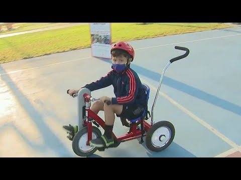 Big need for adaptive bicycles for kids with special needs thumbnail